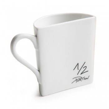 Tasse demi-portion