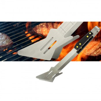 Pince barbecue guitare