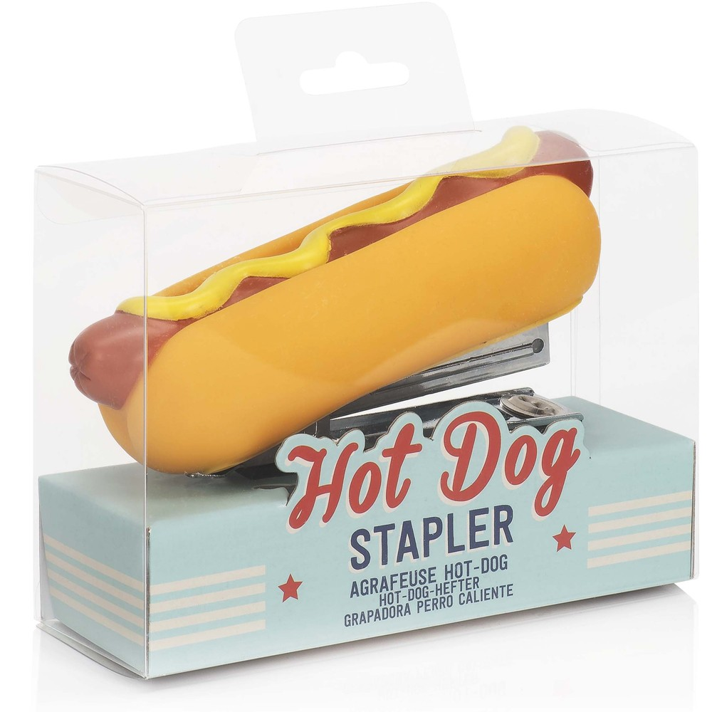 Objet Drole Agrafeuse Hot Dog 224 9 50