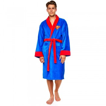 Robe de chambre Superman