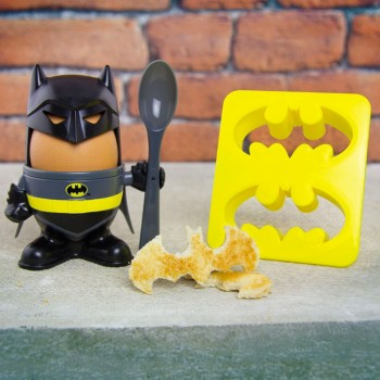 Kit coquetier toast Batman