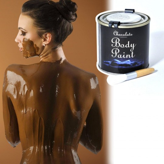 Body paint Chocolat peinture comestible