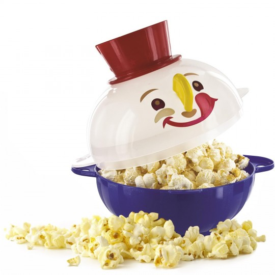 Monsieur Pop-Corn micro-ondes