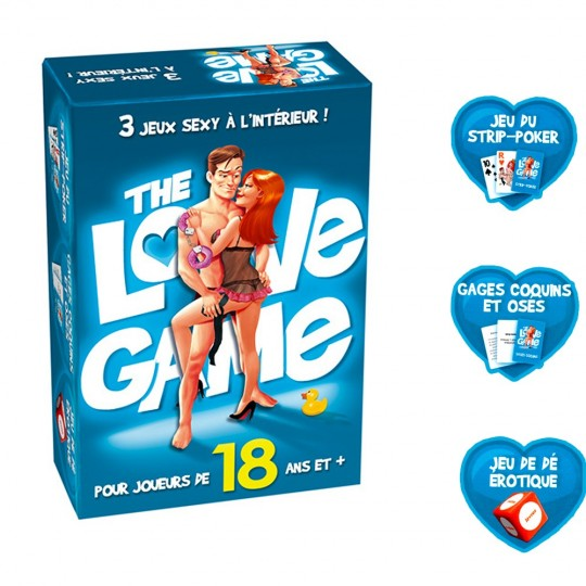 Jeux sexy The Love Game