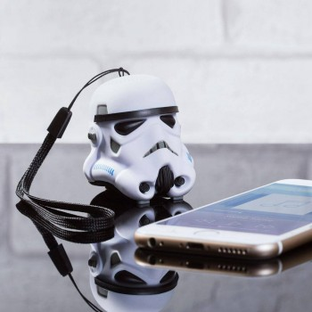 Mini enceinte bluetooth Stormtrooper