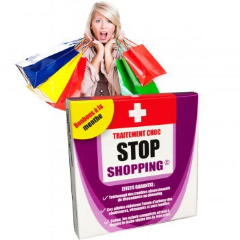 Médicament Stop shopping