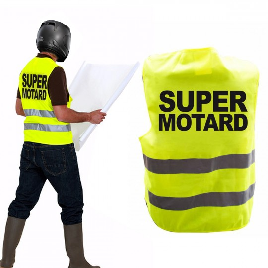 gilet air bag Gilet-fluo-super-motard