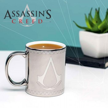 Mug chrome Assassin's Creed