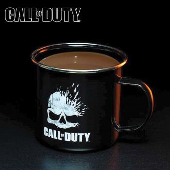 Mug métal Call Of Duty