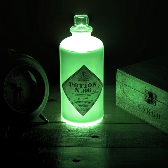 Lampe Potion Harry Potter