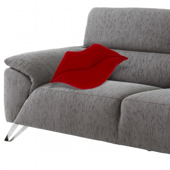 Coussin microbilles Bouche