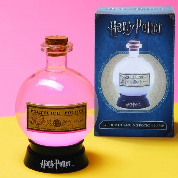 Fiole de potion magique Harry Potter