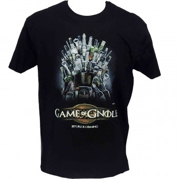 T-shirt humoristique Game of gnole taille L