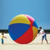 Ballon de plage gigantesque