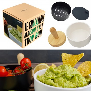 Kit à guacamole Cookut