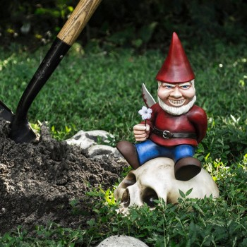 Nain de jardin Serial Killer