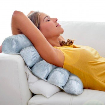 Coussin confort multi-positions