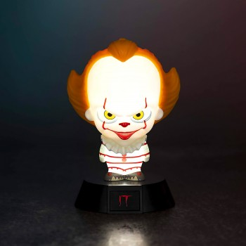Mini lampe clown ça