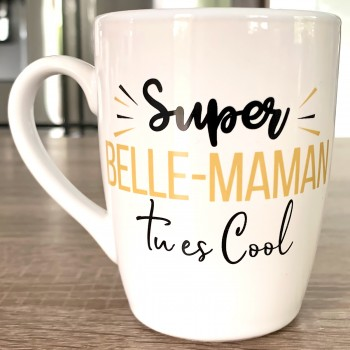Mug super belle-maman cool