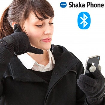 Gants bluetooth tactiles