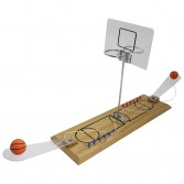 Jeu de basket de table double