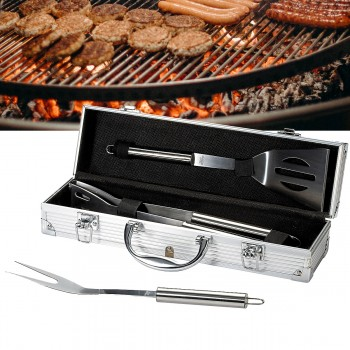 Mallette coffret barbecue