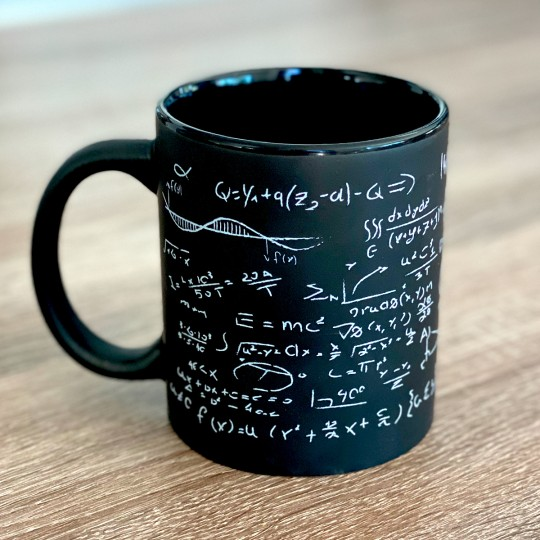 Mug scientifique