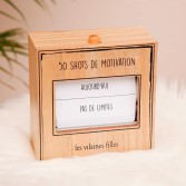 Boîte à messages de motivation