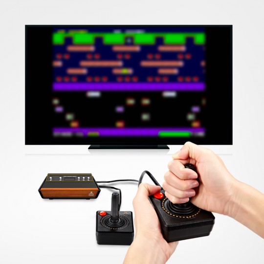 Console Atari Flashback X retro plug and play