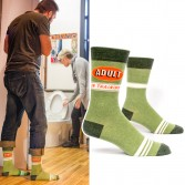 Chaussettes Homme adult in training