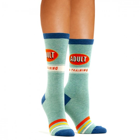 Chaussettes Femme adult in training