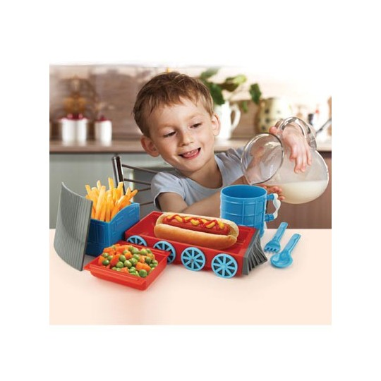 Chew chew train, le kit de table ludique