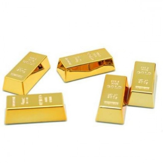 Magnets Lingot d'or
