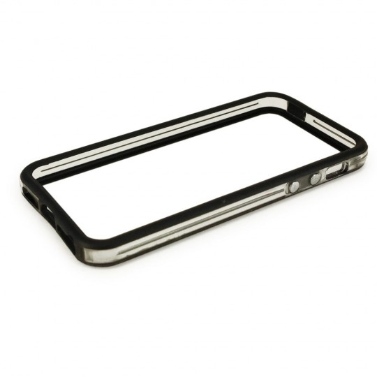 Protection bumper Noir pour iPhone 5