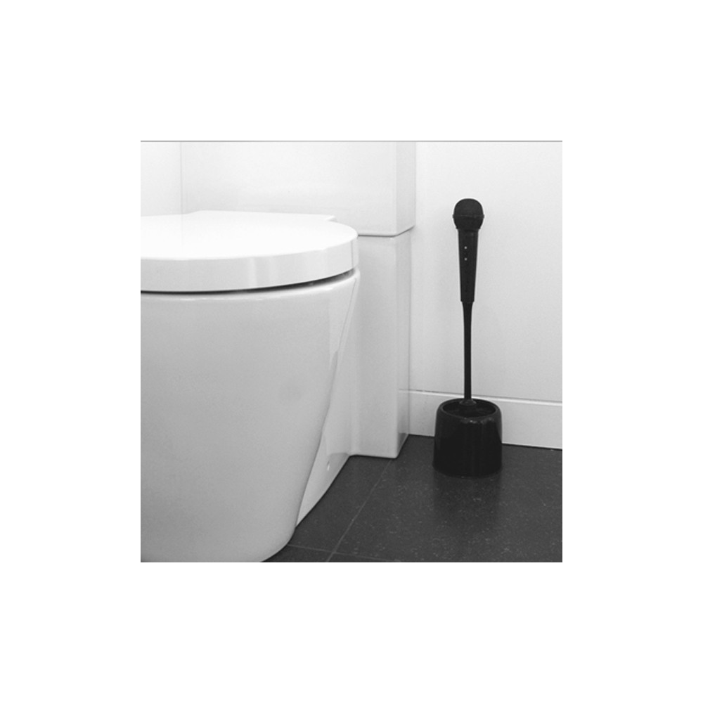 brosse wc avec micro 9 45. Black Bedroom Furniture Sets. Home Design Ideas
