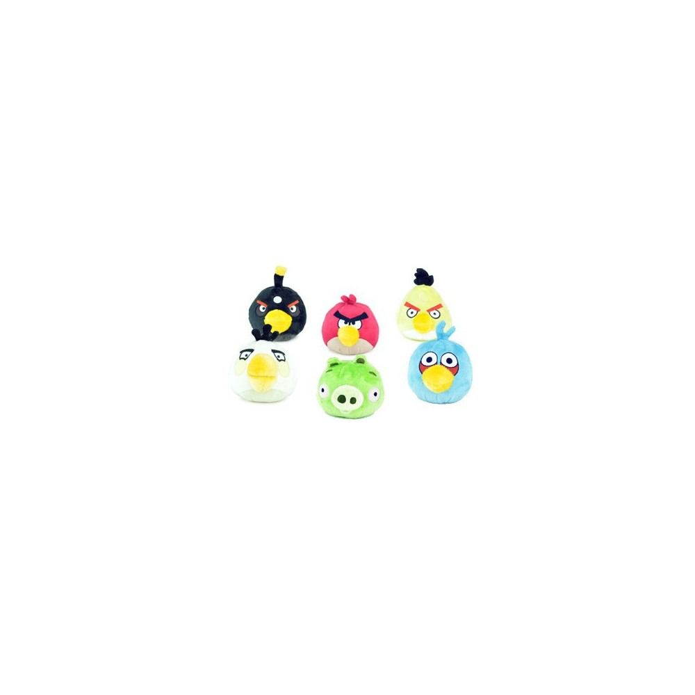 Angry birds cochon vert peluche sonore 11 95 - Cochon angry bird ...