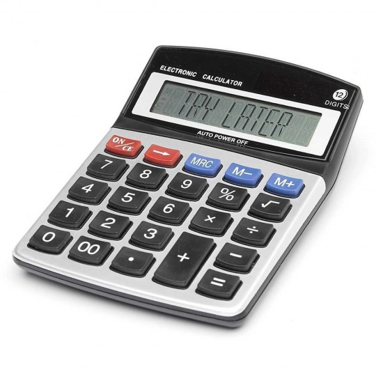 Calculatrice folle