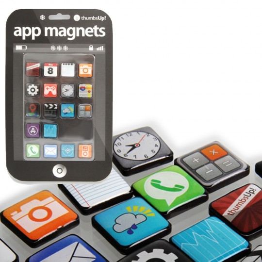Magnets iPhone apps