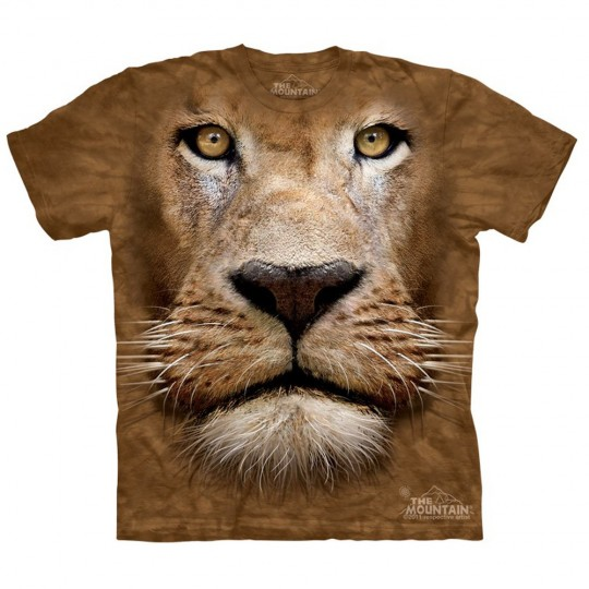 Tee-shirt The Mountain Lion taille XL
