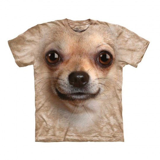 Tee-shirt The Mountain Chihuahua Taille M