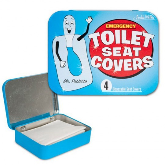 Protections cuvette WC jetables